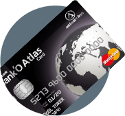 Bank'O Atlas Card