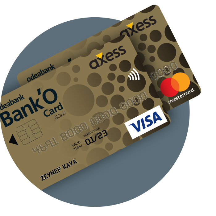 Bank'O Card Axess